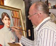 художник портретист