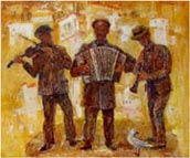 Strolling musicians